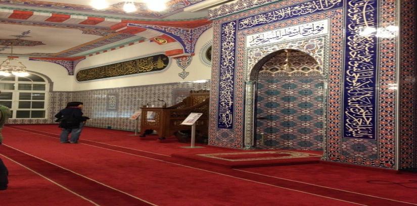 Fatih Moschee, Mannheim, Germany