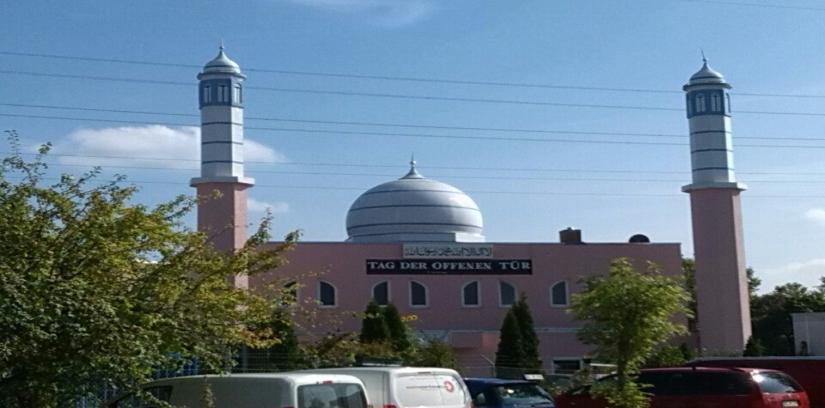 Nuuruddin Moschee, Darmstadt, Germany