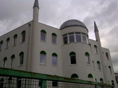 As-Salam Moschee, Darmstadt