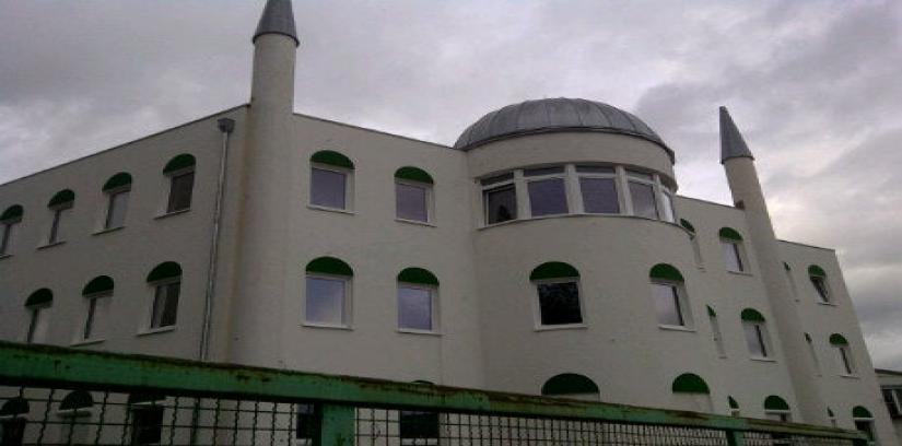 As-Salam Moschee, Darmstadt, Germany