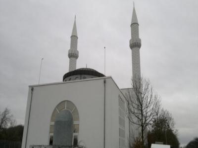 Emir Sultan Moschee, Darmstadt