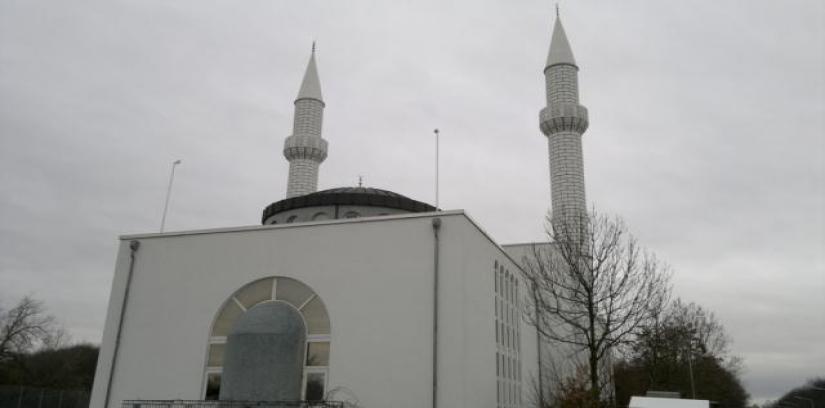 Emir Sultan Moschee, Darmstadt, Germany
