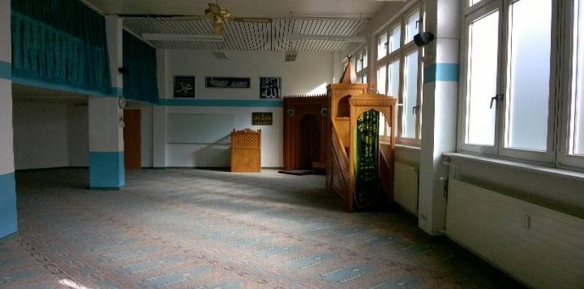 Zentrum Moschee, Darmstadt, Germany