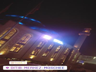Duisburg Merkez Camii, Duisburg