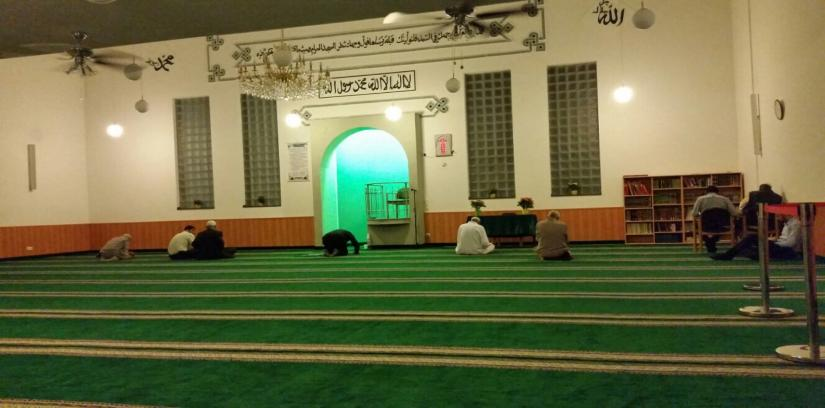 Moschee Omar bin al-Khattab, Moers, Germany