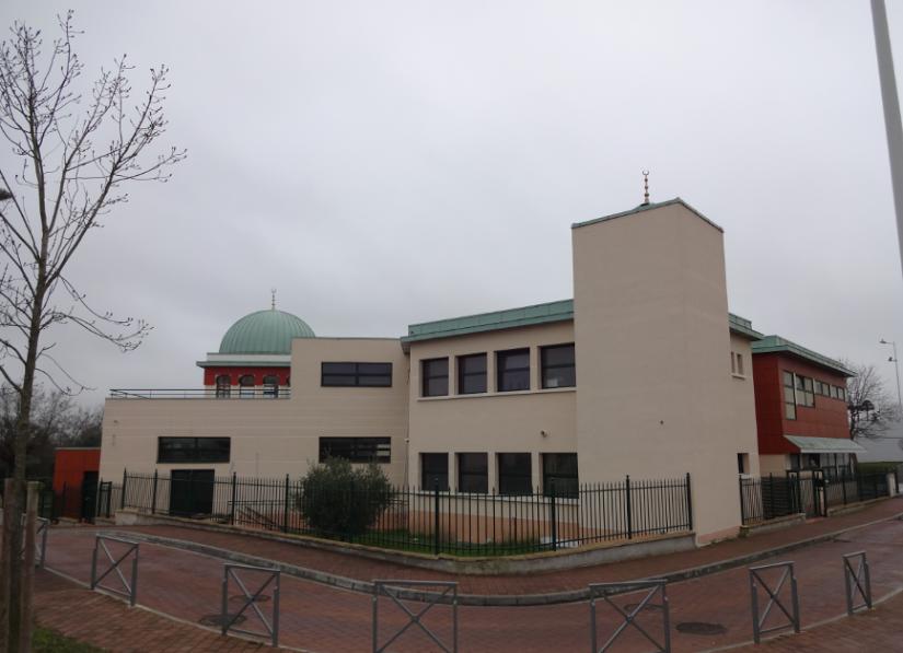 Mosquée OQBA, Chanteloup-les-vignes, France