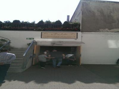 Masjed Omar abn El-Khattab, Düsseldorf