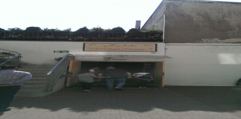 Masjed Omar abn El-Khattab, Düsseldorf, Germany