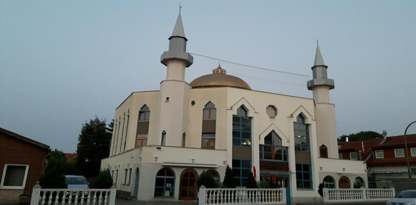 Moschee Göttingen, Göttingen, Germany
