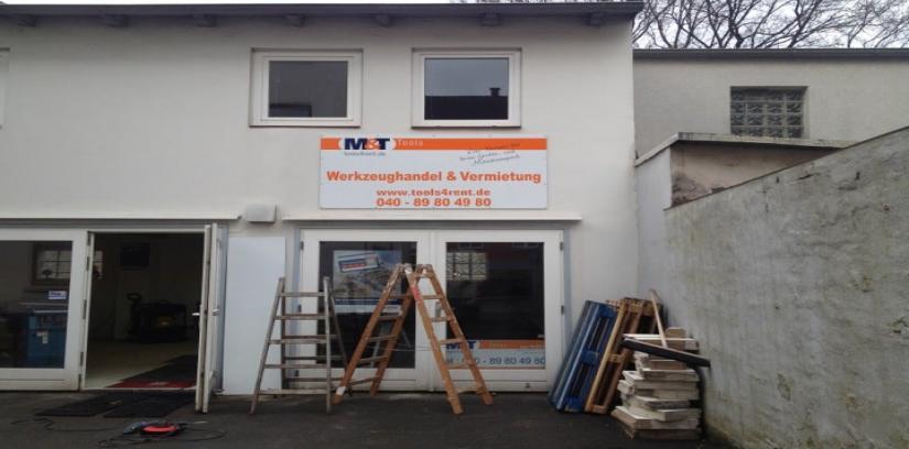 M&T Tools, Hamburg, Germany