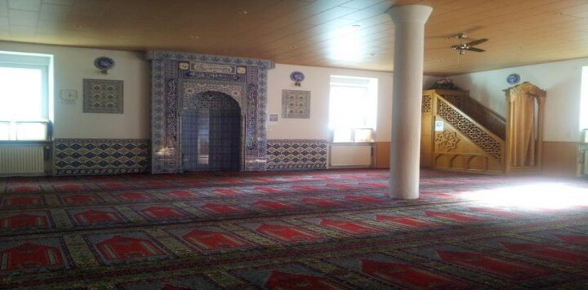 Fatih Camii DİTİB Moschee Kaiserslautern, Kaiserslautern, Germany