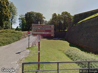 Grande Mosquée de Belfort, Belfort