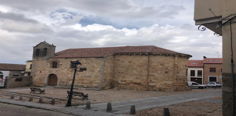 Ermita de San Esteban, Ávila, Spain