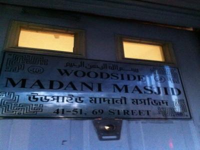 Woodside Madani Masjid, Woodside