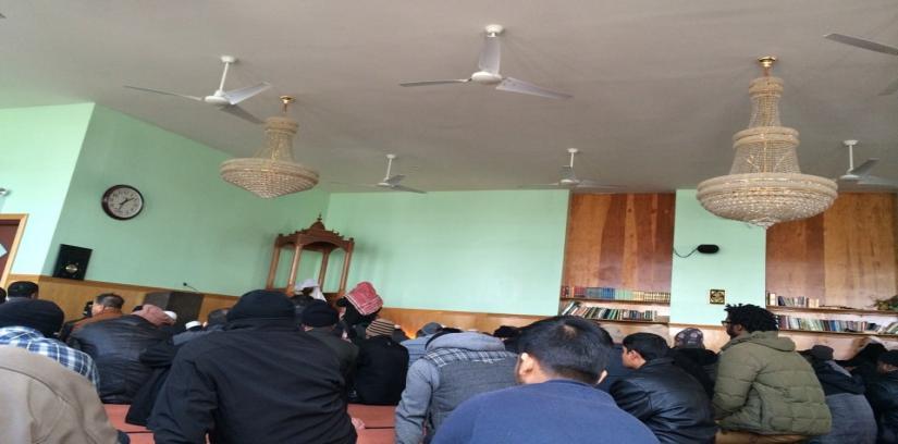 Baitush Sharaf Masjid And Islamic Center, Brooklyn, United States