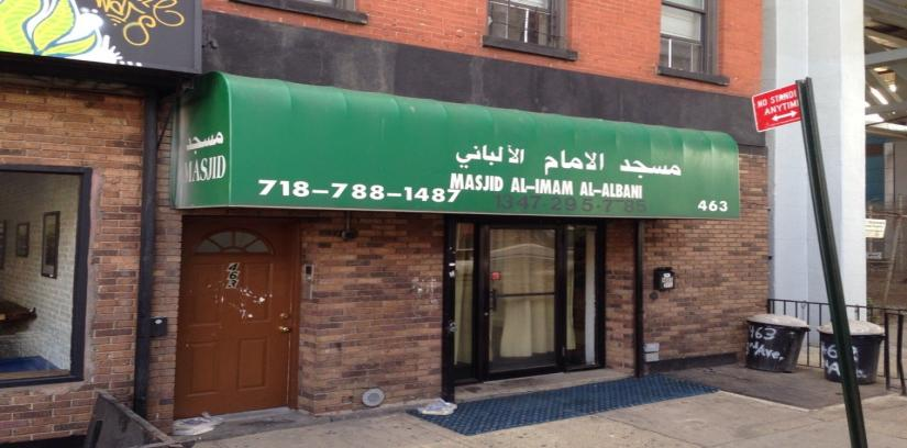 Masjid Al-Imam Al-Albani, Brooklyn, United States