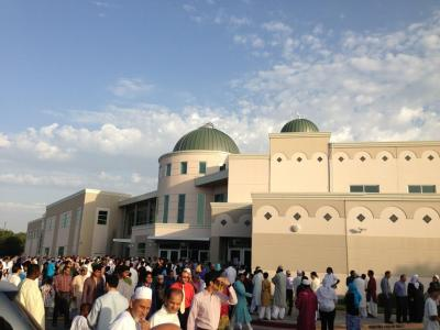 Islamic Association-Collin County, Plano