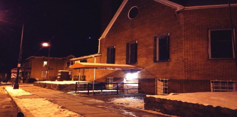 New Covenant Baptist Church, Washington, United States