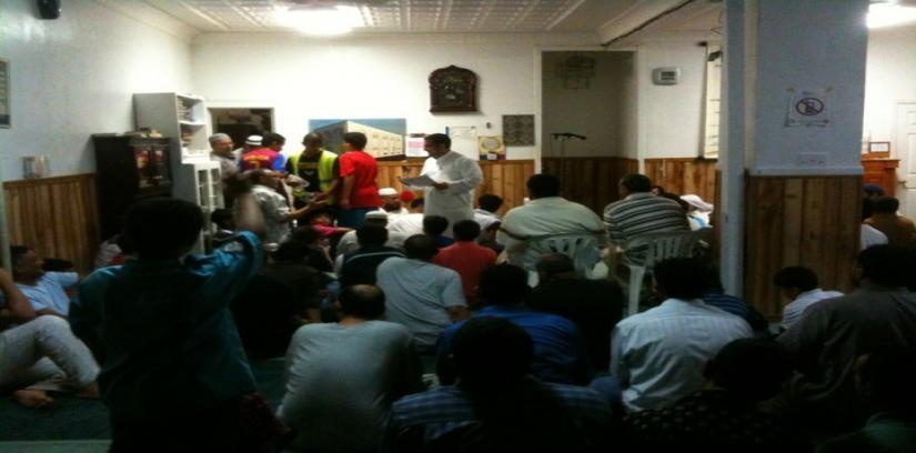 Masjid Alhuda, Detroit, United States