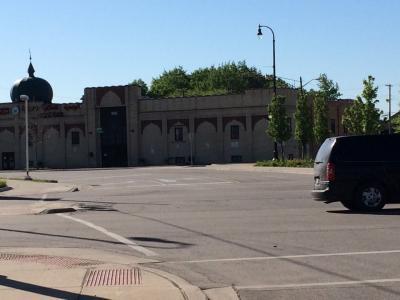 American Moslem Society Dearborn Masjid, Dearborn