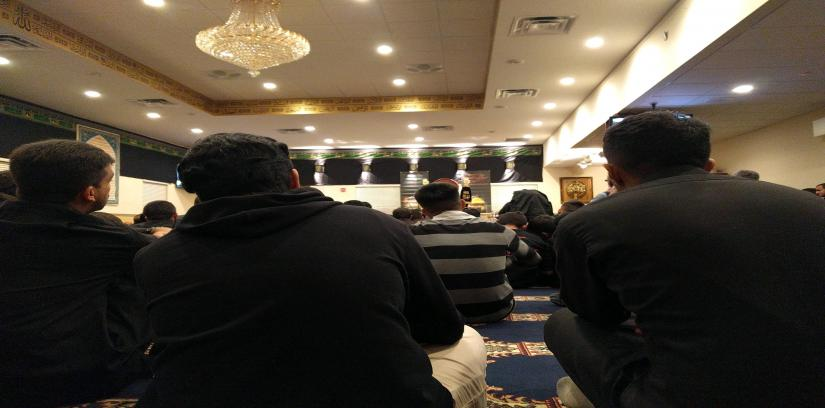 Al Ahad Islamic Community, Allentown, United States