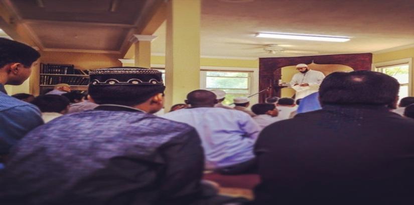Islamic Center of North Fulton, Alpharetta, United States