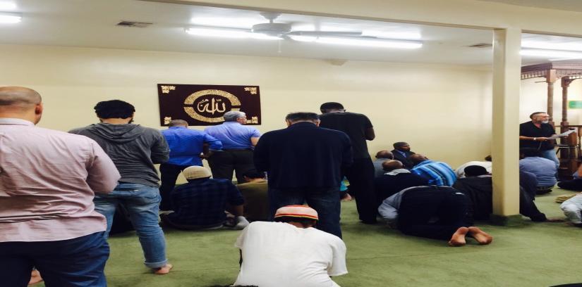 Masjid Al-Taqwa, Altadena, United States