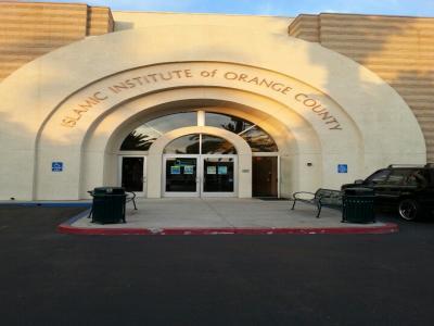 IIOC - Masjid Omar Al Farouk, Anaheim