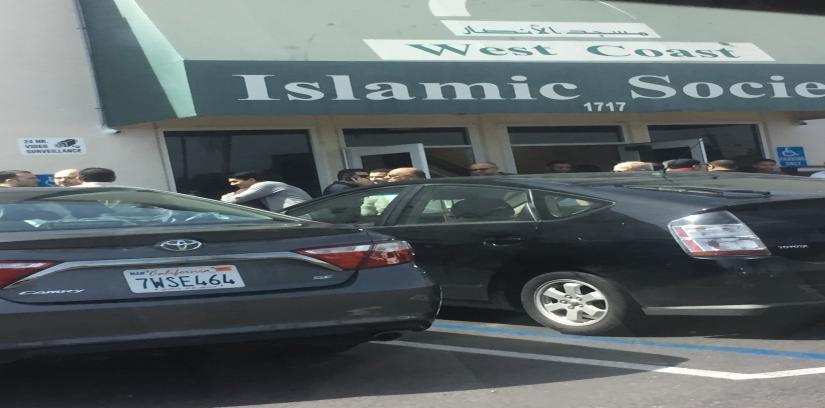 Al Ansar Mosque, Anaheim, United States