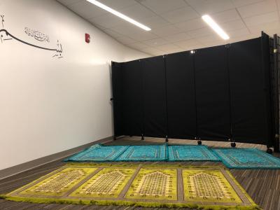 Masjid Asslam (DMSA Preyer Room), Philadelphia