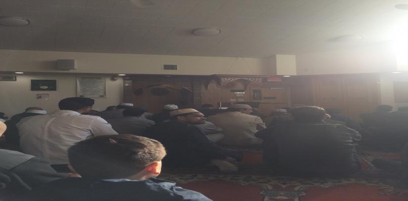 Islamic Society of Boston, Cambridge, United States