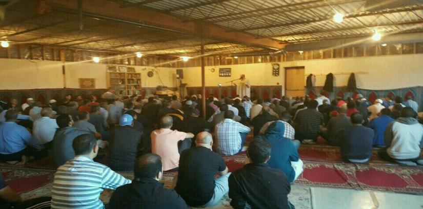 American Muslim Center, Everett, United States