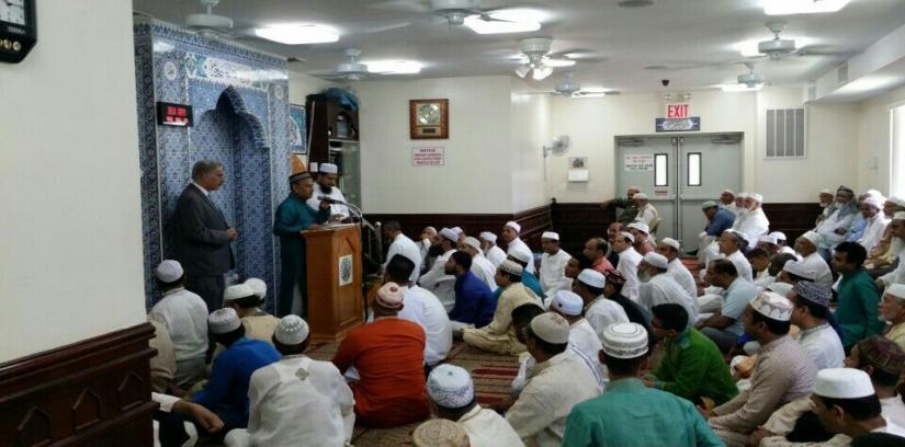 Darus Salaam Masjid, Jamaica, United States