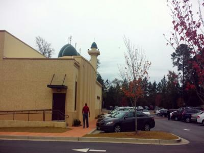 Islamic Society of Augusta, Augusta