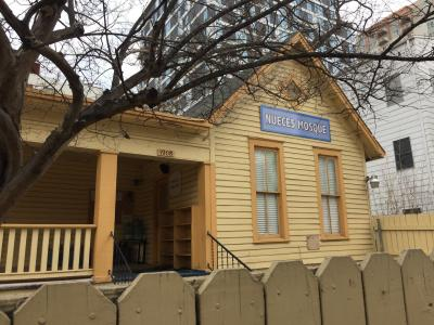 Nueces Masjid, Austin