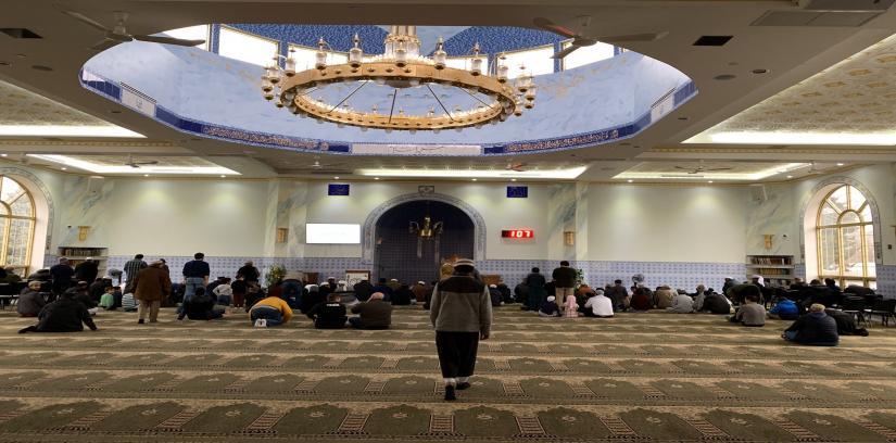 Al Salam Mosque, Elgin, United States