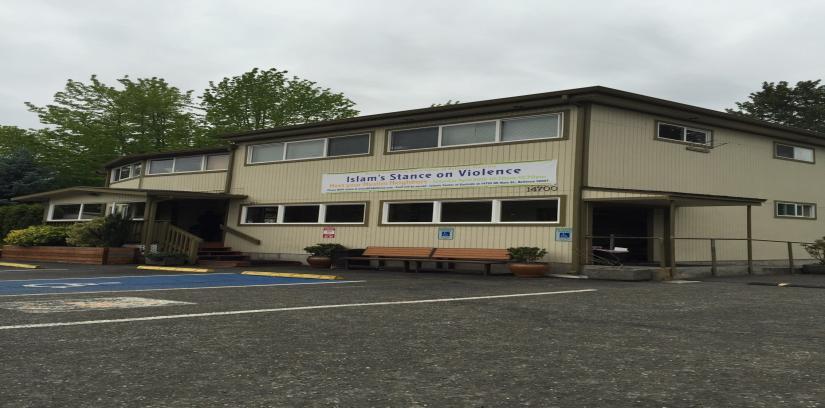 Islamic Center of the Eastside (ICOE), Bellevue, United States