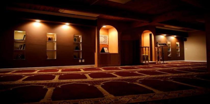 Masjid University district, Seattle, United States