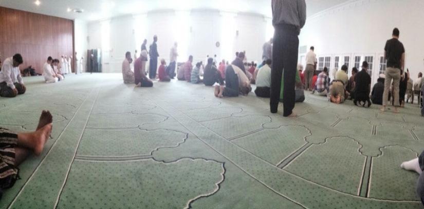 Masjid Bilal, Farmingdale, United States