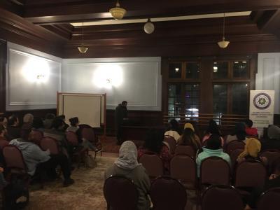 Islamic Cultural Center Of Northern California, Oakland