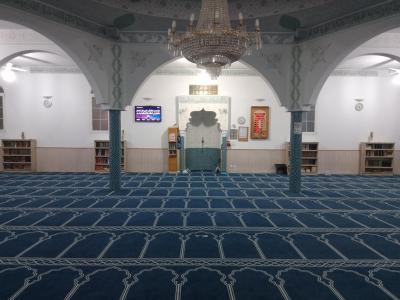 Grande mosquée de Colmar, Colmar