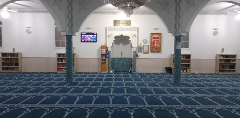 Grande mosquée de Colmar, Colmar, France