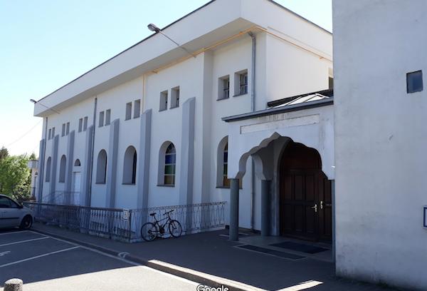 Mosquée El Hijra (L'émigration), Farebersviller, France