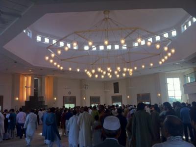 Islamic Foundation Masjid, Villa Park