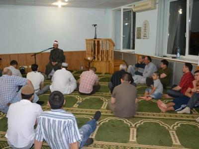 Al-Manar mosque, Kharkiv