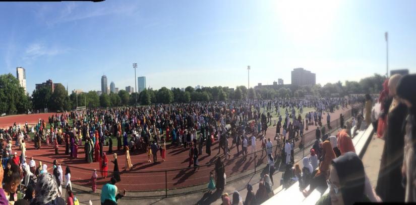 Boston Islamic Center, Boston, United States
