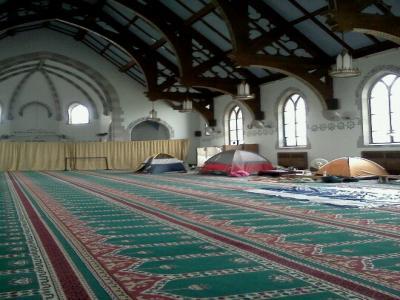 Jami Masjid Buffalo, Buffalo