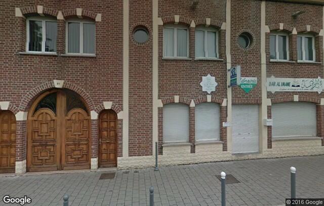Mosque El Imane, Lille, France