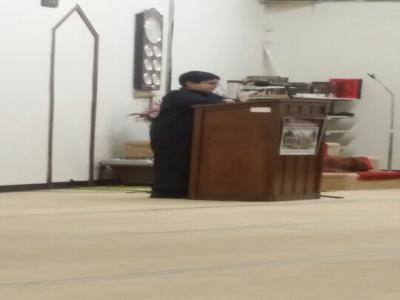 Cary Masjid, Cary