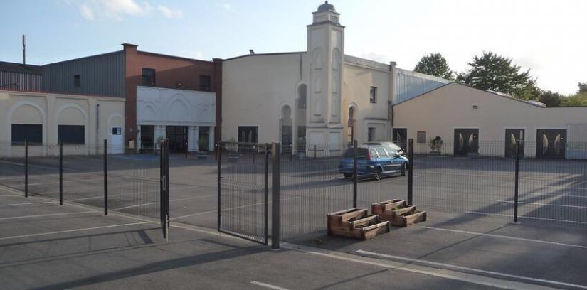Mosquée Tawhid, Halluin, France